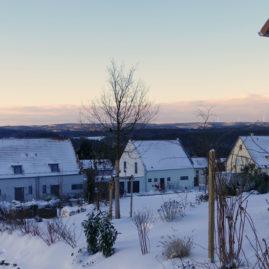 Endlich Schnee - Winteraspekt? 1