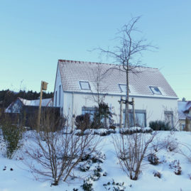 Endlich Schnee - Winteraspekt? 6