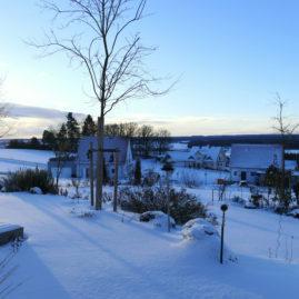 Endlich Schnee - Winteraspekt? 12